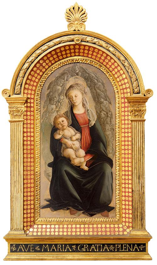 ケルビムを伴う聖母子.jpg