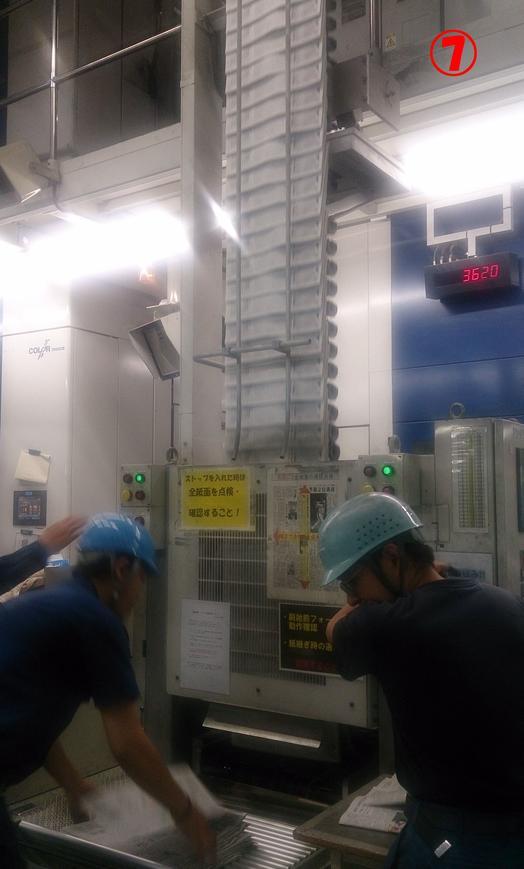 新聞はこうして作られる・・・印刷工場を見学